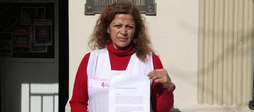 Entrevista a Claudia Lupardo candidata por el FIT