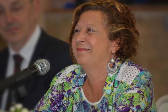 Audiencia de UTELPA con la Ministra de Educación Cristina Garello.