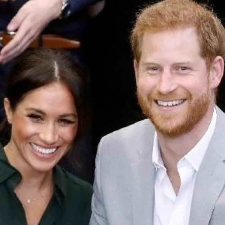 El príncipe Enrique de Inglaterra y Meghan Markle esperan su primer bebé para 2019
