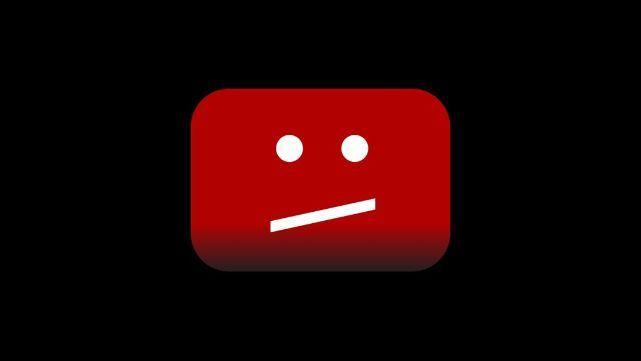 Las causas de la caída de YouTube