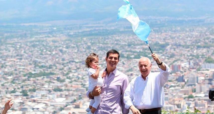 Lavagna cerró su campaña en Salta y dijo que