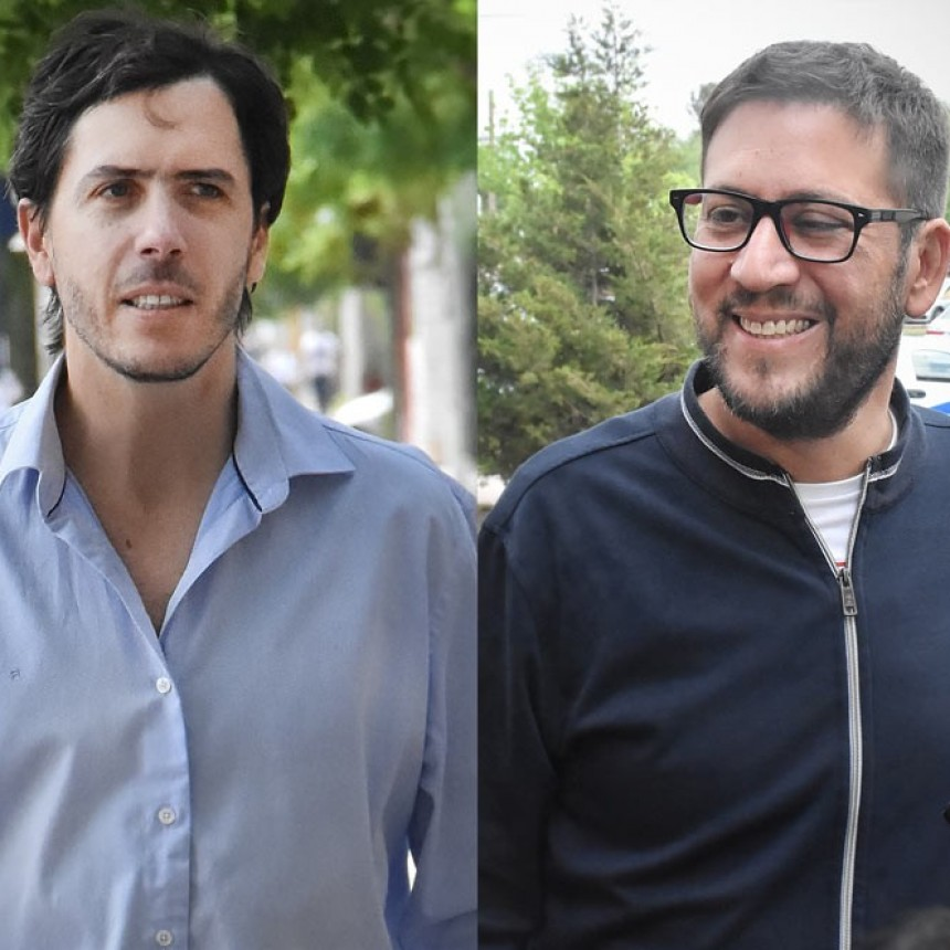 Pérez Araujo y Berhongaray, diputados electos