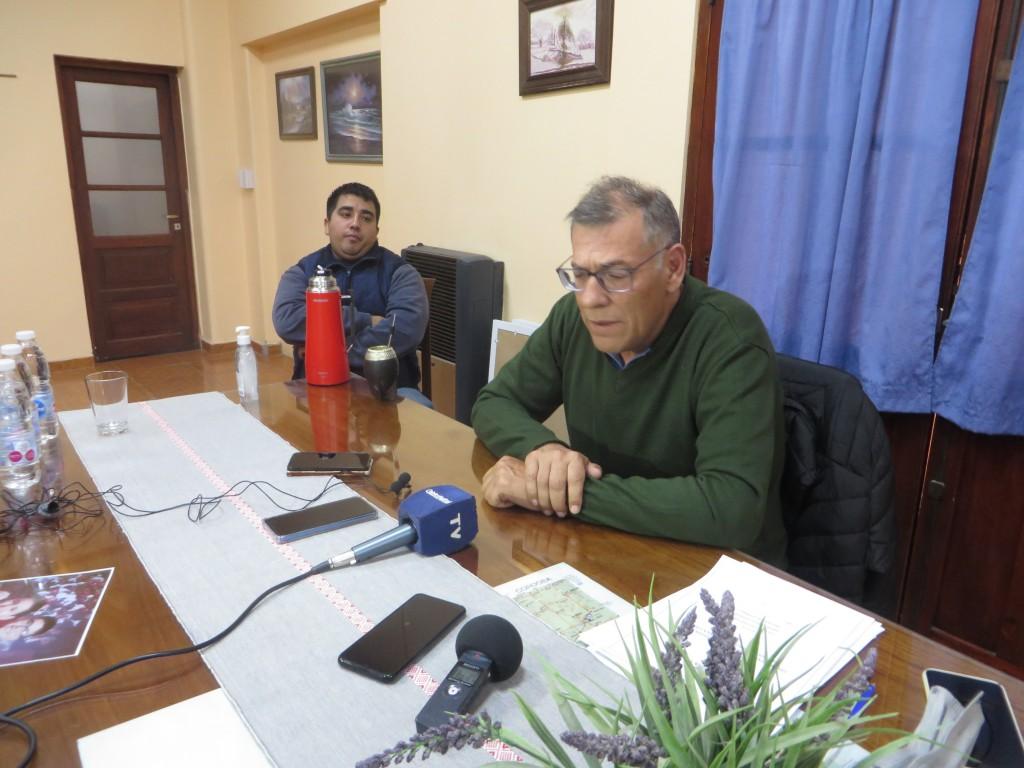 El presidente de la Cevic habló de la situación institucional y operativa de la cooperativa.