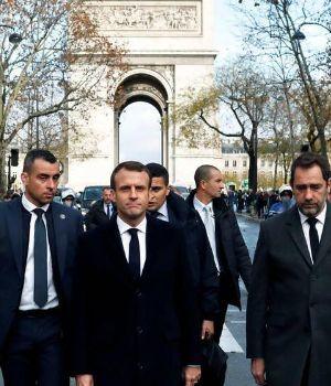 Macron anunció un aumento del salario mínimo